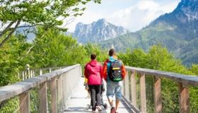 První rakouská Stezka Salzkammergut