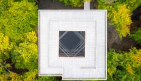 Stezka korunami stromů Usedom